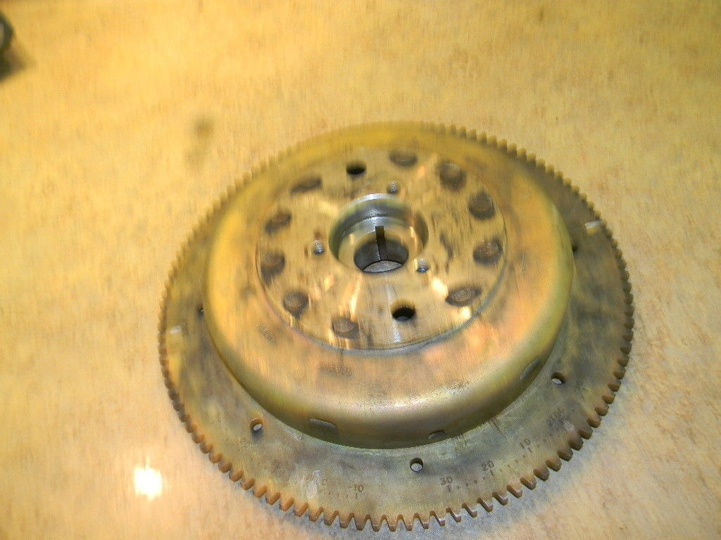 Yamaha Rotor Flywheel 60V-81450-00-00 2003-2006 200 225 250 300 HP 6 cylinder