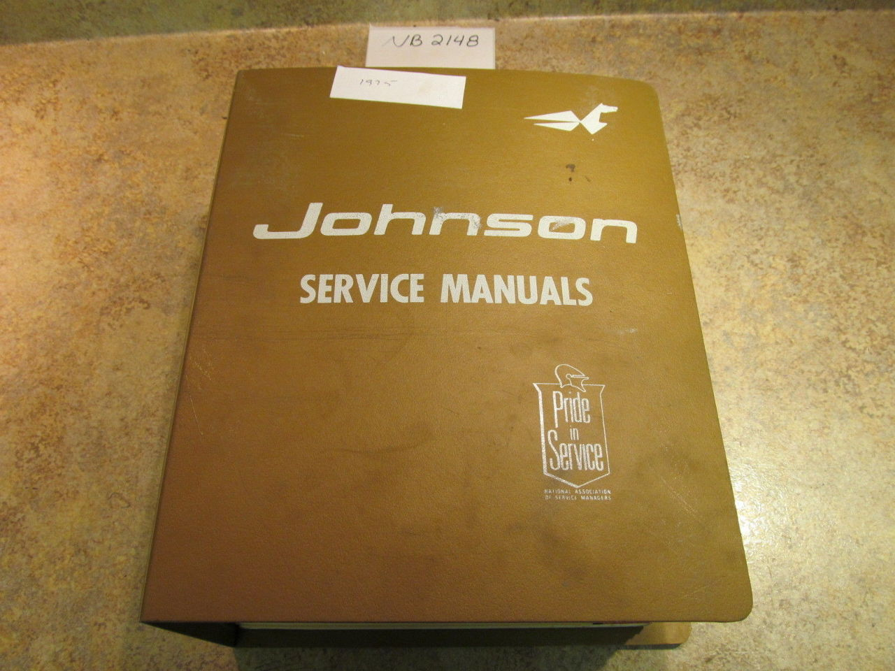 ... 1975 Johnson Evinrude Outboard Service Manual Year Set 2-135 HP ...