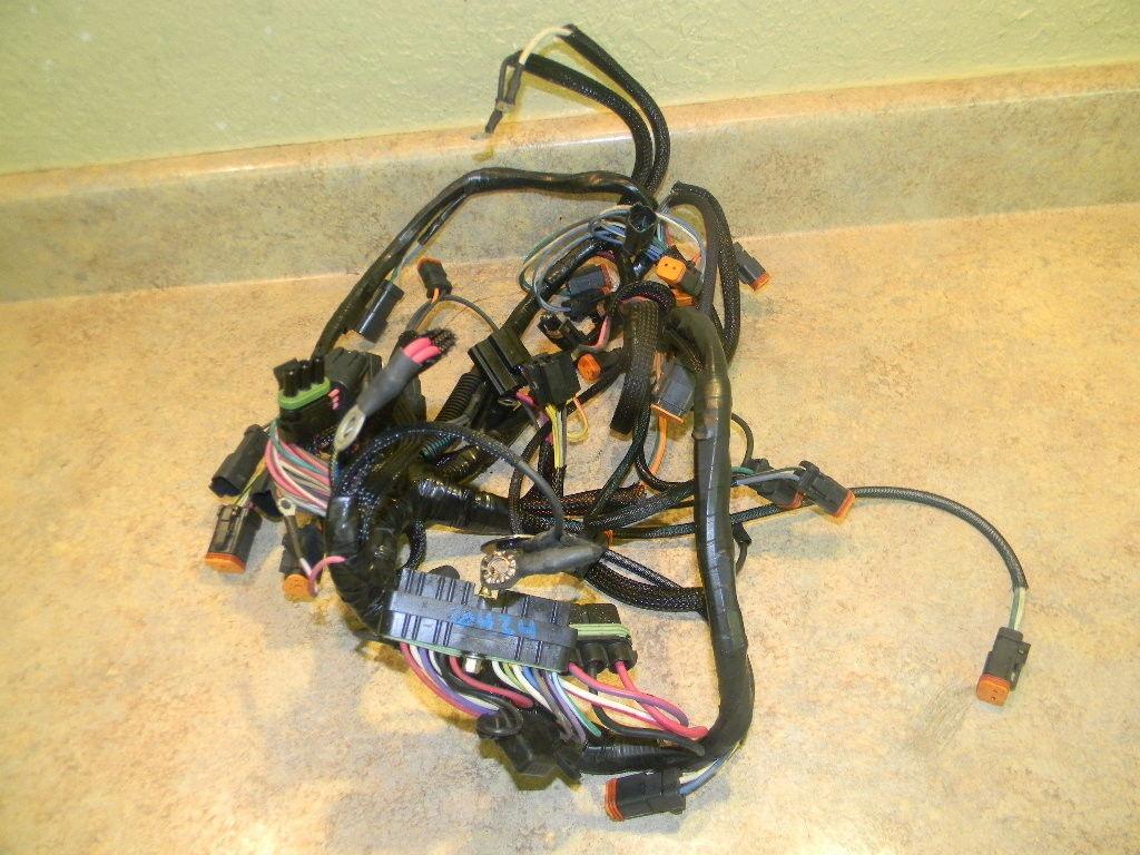 2002-2006 Evirnude FICHT Wiring Harness 586716 0586716 75 90 100 115 HP ...