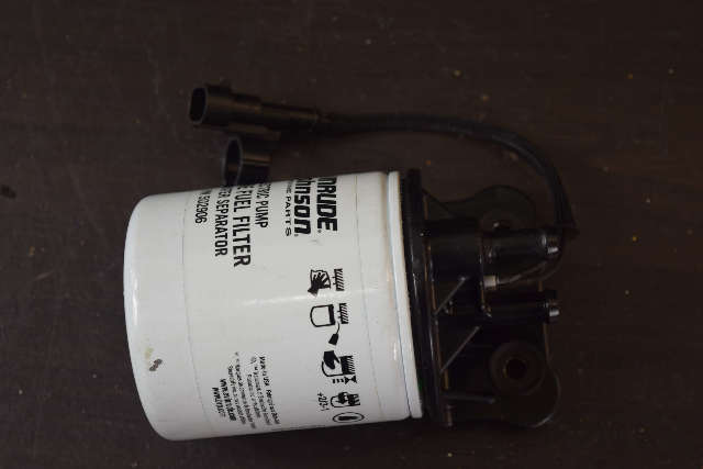 2009-2012 Evinrude Fuel Filter & Sensor 5007013 90 105 JET 115 130 135 150+ HP