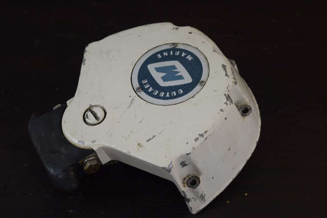 1968-1974 OMC Sterndrive Exhaust Housing Cover 382463 C# 313213 80 90 100+ HP