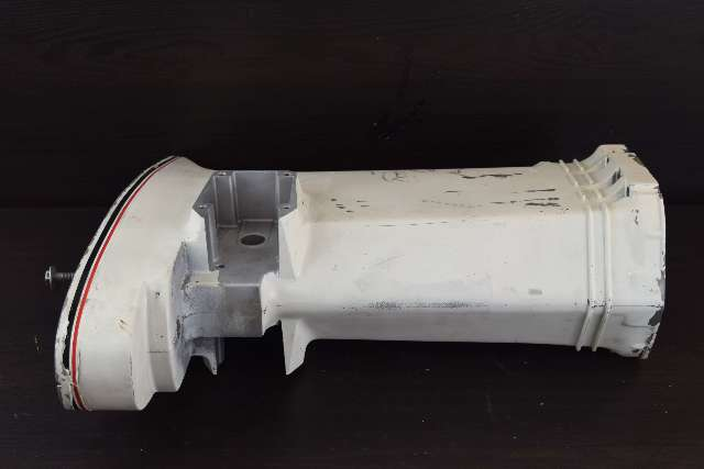 1987 Johnson Evinrude XL Midsection & Inner Exhaust 327797 431626 200 225 HP V6