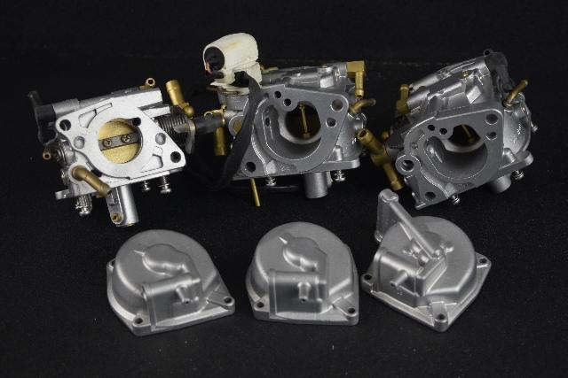 CLEAN! 2000-2003 Honda Carburetor Set 16100-ZW2-A23ZA 30 HP 3 Cyl 4-Stroke