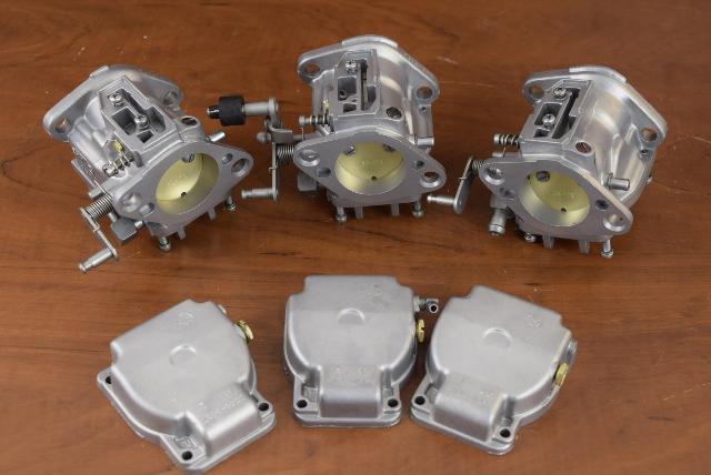 REBUILT! 2005 & UP Mercury Carburetor Set 824854T27 WME-115 65 JET 75 90 HP