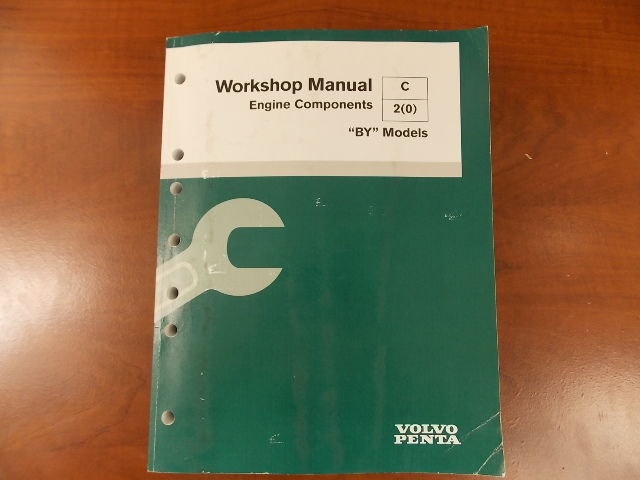 used 1998 volvo penta workshop manual engine components by models rh southcentraloutboards com volvo penta shop manual dps-a volvo penta service manual