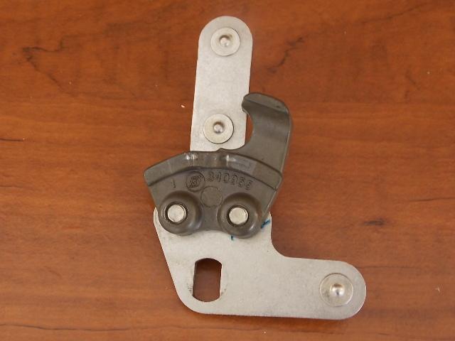 Johnson Evinrude Shift Lever & Detent 436952 340955 1996-2001 25 35 HP 3Cylinder