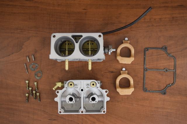 REBUILT! 1988-1990 Mercury Top Carburetor 9671A1 WH-41-1 C#1374-5427-C 150 HP
