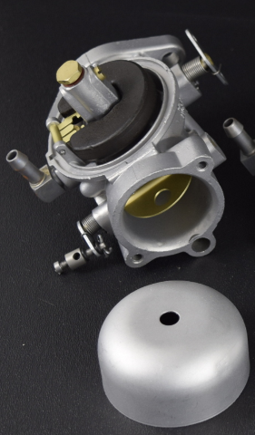 F717061 WB-106B WB106B Force 1990-91 Carburetor 35 HP 2 Cyl REBUILT!