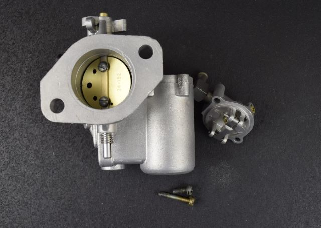 1973-1975 Mercury Bottom Carburetor WMK-17 WMK-17-3 85 850 HP REBUILT!