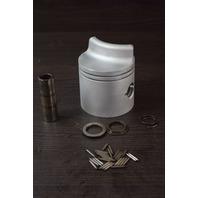 CLEAN! Mercury Standard 2-ring Piston with Hardware C#: 774-9137