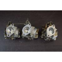 CLEAN!  Yamaha  Carburetor Set Casting #: 6H115 EJ03 6H115EJ03