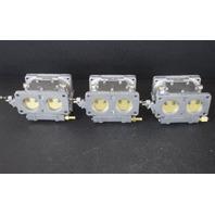 9672A44  WMH-16 WMH16 Mercury 1992-95 Carburetor Set 135 150 175 200 HP REBUILT