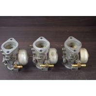 REBUILT! 1989-94 Force Carburetor Set F686061 TC103A TC104A TC105A 150 HP