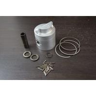 CLEAN! Mercury Mariner Standard 3-Ring Piston C# 742-3183 W/ Rings