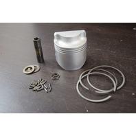 CLEAN! Mercury & Mariner 3-Ring Standard Piston Casting Number 732-1892 W/ Rings