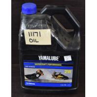 NEW Yamalube Watercraft Performance Two-Stroke 2W 1 Gallon