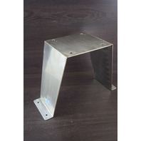"""Universal Outboard Kicker Plate Fits Motors Up To 15 HP 17-1/4 x 8 x 11-7/8"""""""