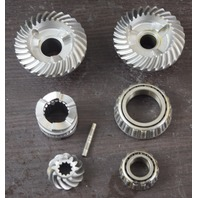 LIKE NEW! 1999-2006 Mercury Gear Set 854497T 854497T 8 9.9 13.5 15 HP 4-Stroke