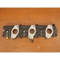 Johnson Evinrude Intake Manifold 438077 1996-2001 25 35 HP 3 Cylinder
