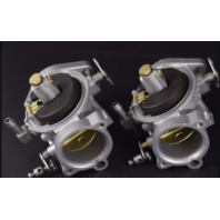 REBUILT! Chrysler Carburetor Set WB-27B WB-27 WB27 WB27B 55 HP 2 Cyl