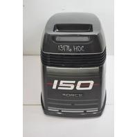 1989-1994 Force Hood Top Cowling Hood Cover 819761A3 150 HP V6