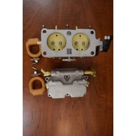 REBUILT! 1978-90 Mercury Top Carburetor 9242A42 C# 1374-5427 WH-46-1 200 HP