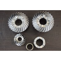1995 & UP Johnson Evinrude Counter Rotation Gear Set 334167 337774 100-300 HP