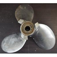 Mercury Quicksilver Stainless Steel Chopper Propeller 13370A5 13370A62 14.5 x 26