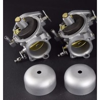 REBUILT! 1990-92 Force L-Drive Carb Set F698061-3 F699061-3 TC108D TC109D 120 HP