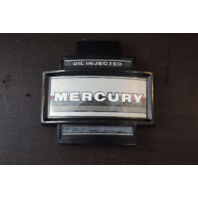 1975-89 Mercury Oil-Injected Front Cover Medallion 6347A20 6347A6  35 40HP 2 cyl