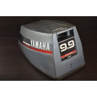 1985-1993 Yamaha Top Cowling Cowl Cover Hood 9.9 HP 4-Stroke