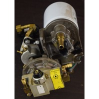 1999-2000 Evinrude Oil Lift Pump Manifold & PDS 5001504 5005256 75 90 115 HP