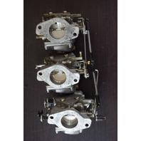REBUILT! 1984-1988 Yamaha Carburetor Set 6H5-14301-06-00 6H5-14302-06-00 50 HP