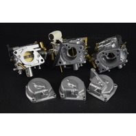 CLEAN! 2000-2003 Honda Carburetor Set 16100-ZW2-A23ZA 30 HP 3 Cyl 4-Stroke