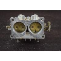 CLEAN! Johnson Evinrude Carburetor NO BOWL C# 325524