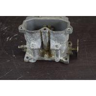 CLEAN! Johnson Evinrude Carburetor BODY ONLY C# 327705