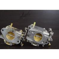 CLEAN!  Honda Carburetor Set Casting #: 3AZFBF9D8 6AZFB58J8