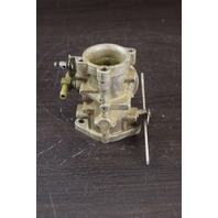 CLEAN! 1975-82 Chrysler Bottom Carburetor F498061-1 WB26B WB-26B 75 HP