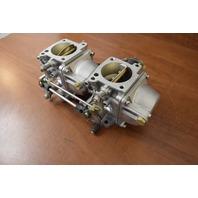 REBUILT! 1990-97 Yamaha Carburetor Set 6E9-14301-02-00 6E9-14302-02-00 40 HP