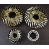 NEW! 1978-1982 Mercruiser Gear Set 96084A2 96084A4 92366 120/140 165 228 260 470 485 898