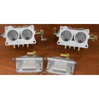 REBUILT! 1980 Johnson Evinrude Carburetor Set 391509 C# 325410 85 100 115 140 HP