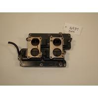 Johnson Evinrude Intake Manifold 383414 383621 1969-1970 85 HP