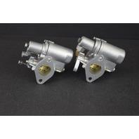 REBUILT! 1973-75 Mercury Carburetor Set 5228A5 WMK-13-1 WMK-13-3 65 HP