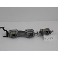 Johnson Evinrude Throttle Body Upper & Lower 97-01 200 225 250 HP 439190 439191