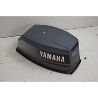 1984-1993 Yamaha Top Cowl Hood Cover 6E7-42610-13-EK 9.9 15 HP 2 Cyl