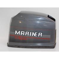 1984-1986 Yamaha Mariner Hood Top Cowl Cowling 6H4-42610-H2-EK  40 HP 3 cylinder