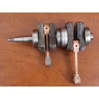 1984-1992 Yamaha Crankshaft Assembly 689-11400-03-00 25 30 HP 2 CYL