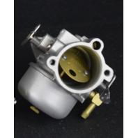 WE-17C F684061 C# 684061 Force  1989 Carburetor Assembly 50 HP 2 Cyl REBUILT!