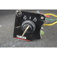 1986-1988 Yamaha Single Main Switch & Stop Switch W/ Key 704-82570-07 150 175 200HP