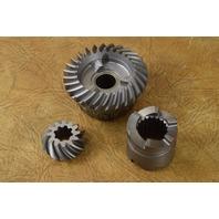 LIKE NEW! 2001-2006 & 2010 Mercury Mariner Gear Set 8129452 8129461 25 30 HP